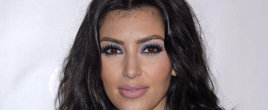 "Kim Kardashian Admits the 1 ""Cheesy"" Eye-Shadow Mistake She'll Never Make Again"