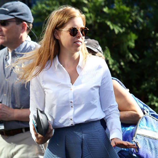 Princess Beatrice US Open Style 2016