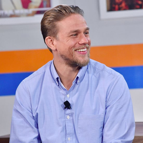 Charlie Hunnam Talks About His Girlfriend in Total Film 2017