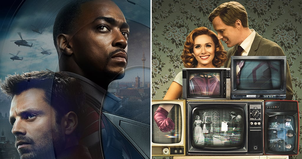 All the Marvel Shows Streaming on Disney Plus