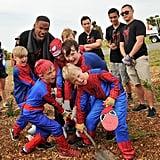 Spidey Superfans