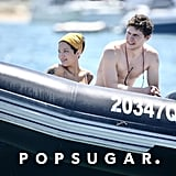 Halsey and Evan Peters on Vacation in Australia Pictures