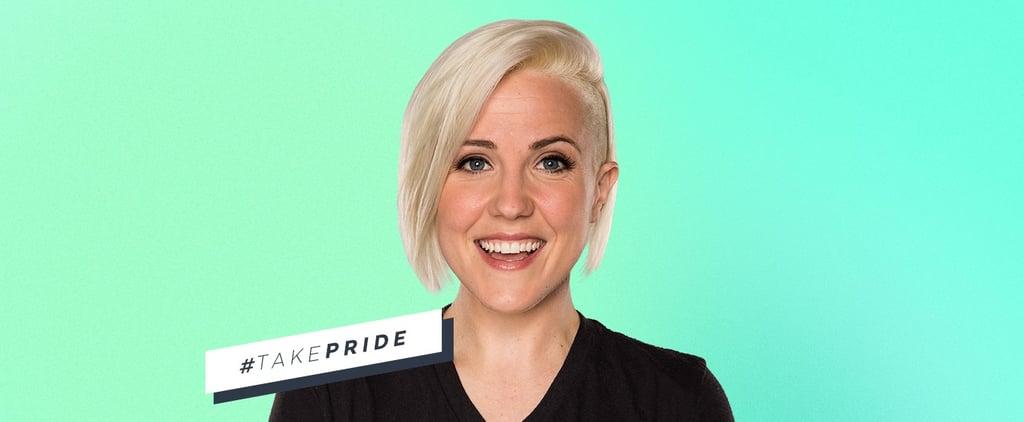 Hannah Hart LGBTQ+ Pride Month Interview 2018