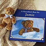 A Hanukkah Bear Personalized Book