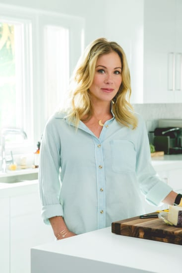 Room of the Week: Christina Applegate's Bright White Kitchen Remodel