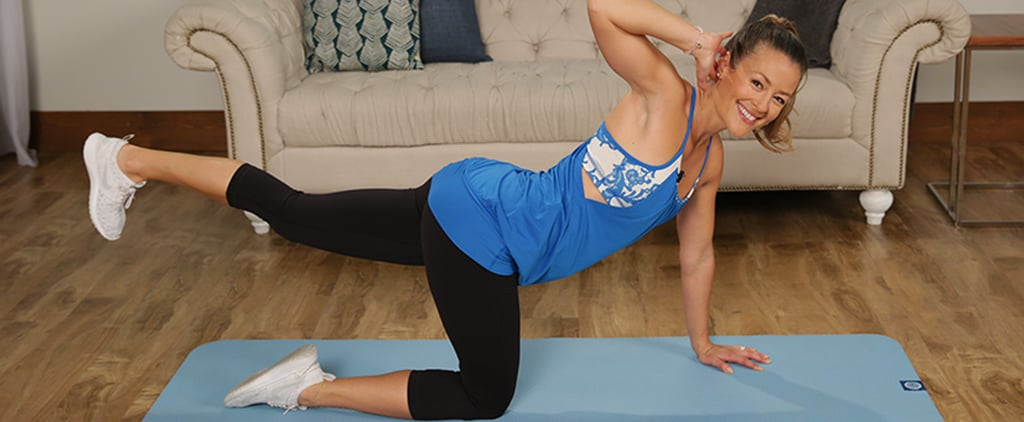 The Quiet At-Home Workout That Crushes Calories