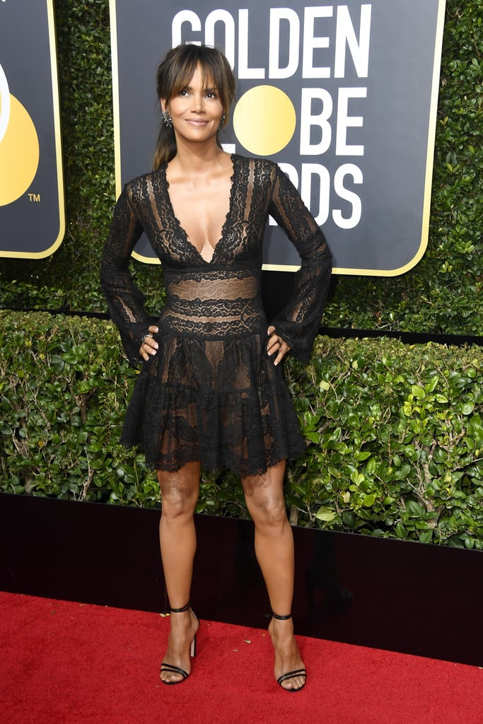 Golden globes winners 2018 dresses styles