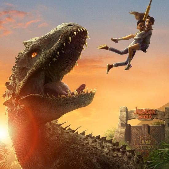 Jurassic World Camp Cretaceous Netflix Show   Trailer