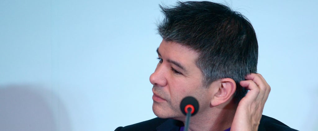 Stop Thanking Uber's CEO For Everything He's Done When He Doesn't Deserve It