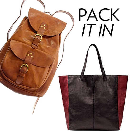 Shop Backpacks For Fall 2011