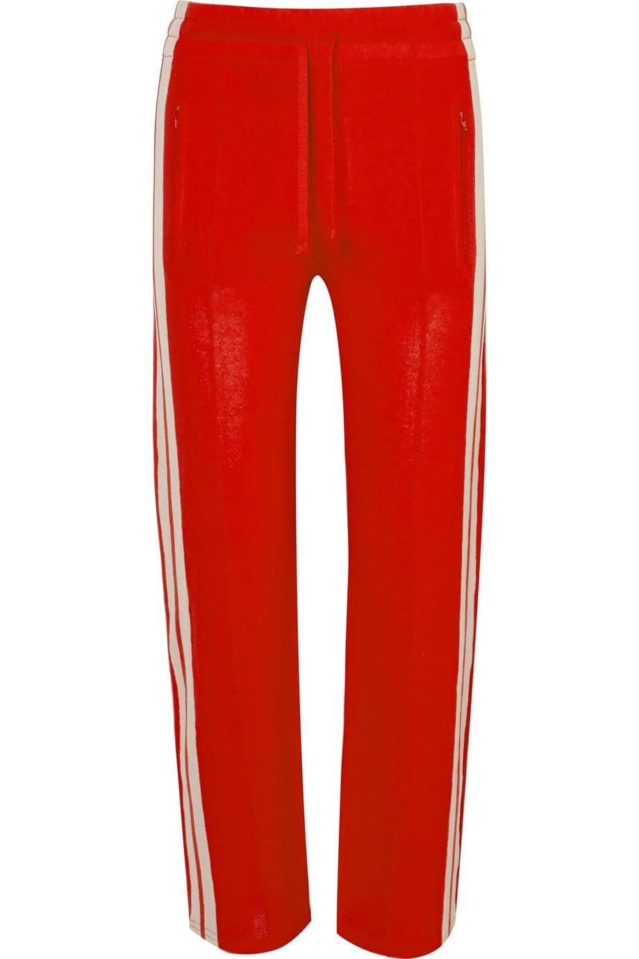 Doriann Stripe Trimmed Track Pants Isabel Marant étoile