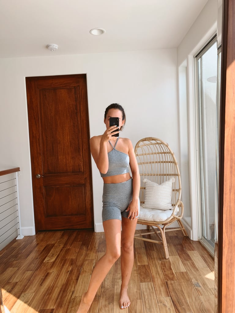 Chic Heather-Gray Set