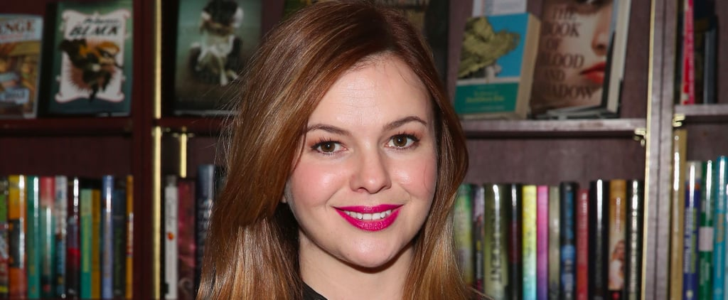 Amber Tamblyn Interview About Politics and Paint It Black