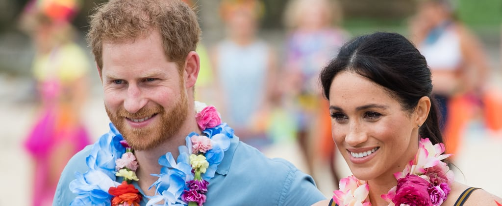 Prince Harry Gets Card With Diana Photoshop Oct. 2018