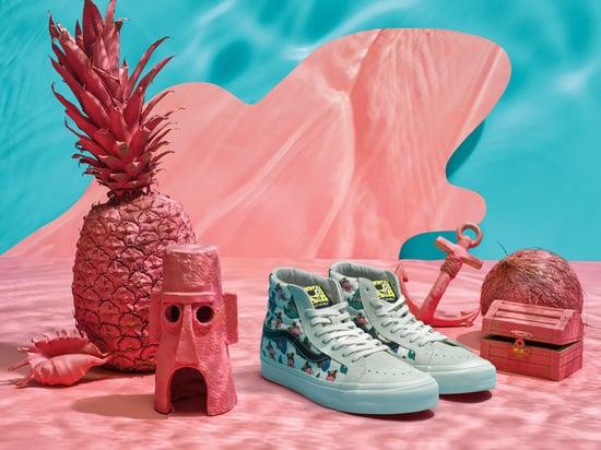 Vans SpongeBob Sneaker Collection