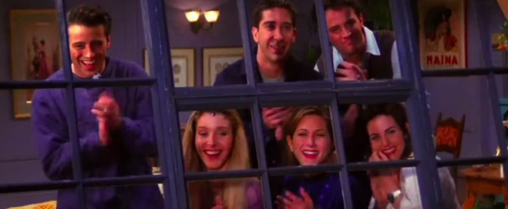 You've Never Seen 'Friends' Like This Before
