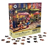 Mickey and Minnie Mouse Sweetheart Cafe Puzzle