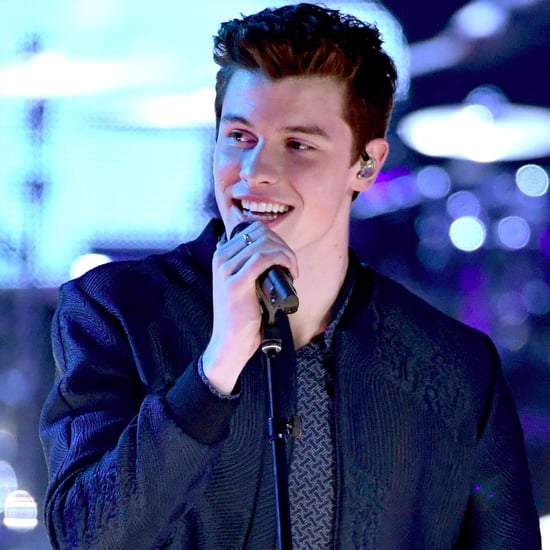Shawn Mendes Performs at the 2017 iHeartRadio Music Awards