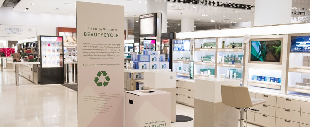 Nordstrom's New Recycling Program Beautycycle