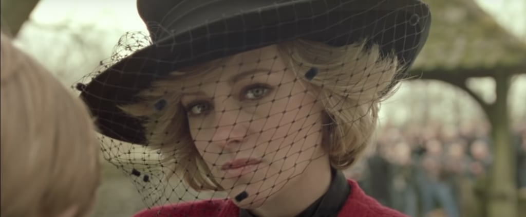 Kristen Stewart Recreated Princess Diana's Hair in Spencer