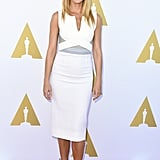 On Wednesday, Gwyneth Paltrow wowed at the Academy Of Motion Picture Arts and Sciences' Hollywood Costume Luncheon in LA.
