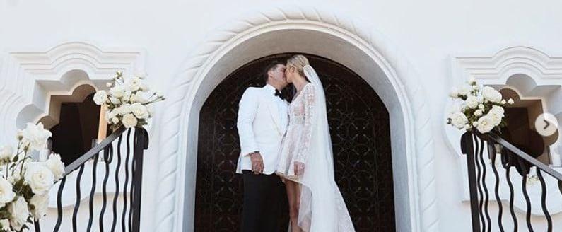 Jasmine Yarbrough Wedding Dress
