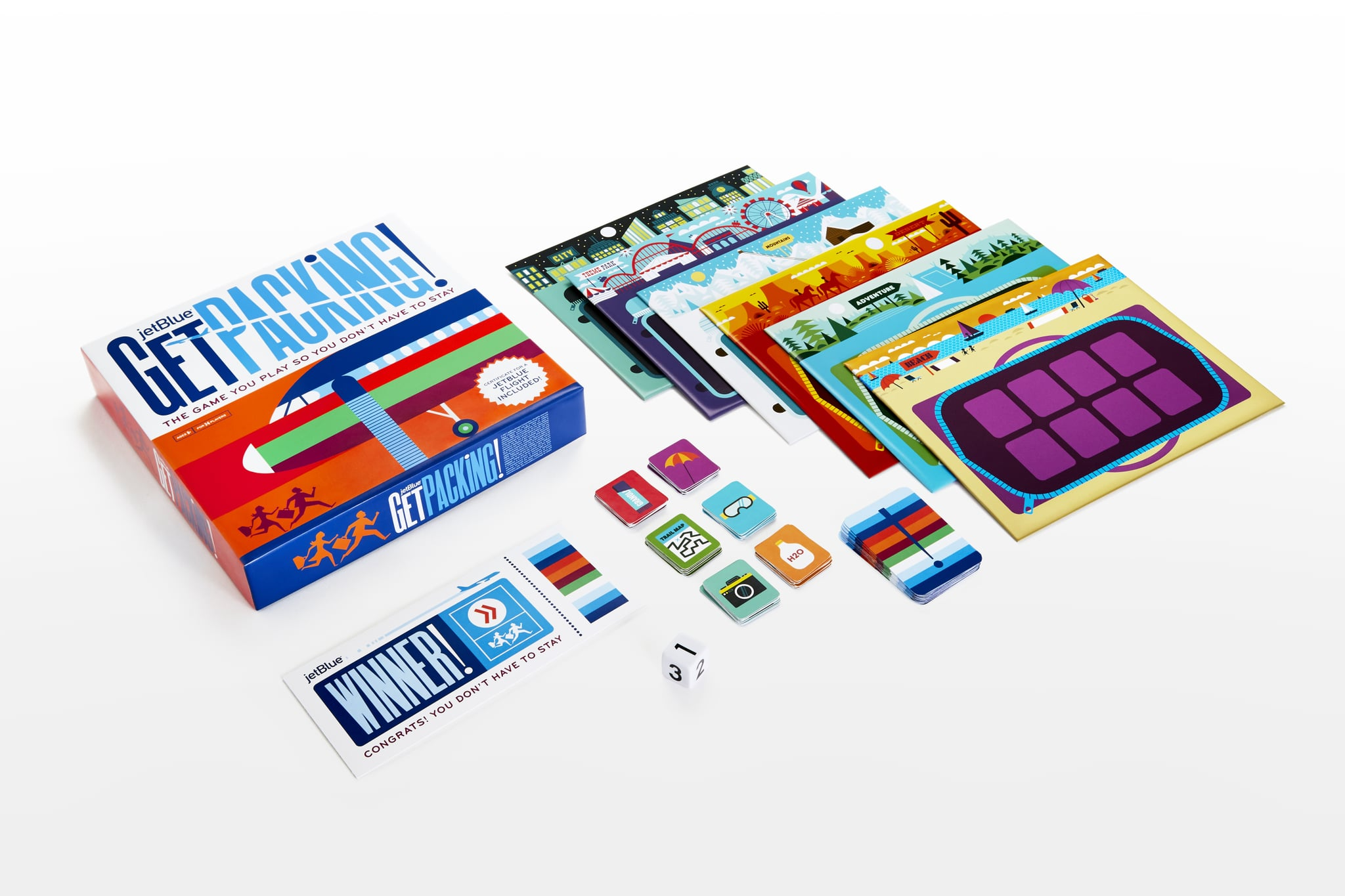 If You Buy This JetBlue Board Game For $20, It Comes With a Roundtrip Flight!