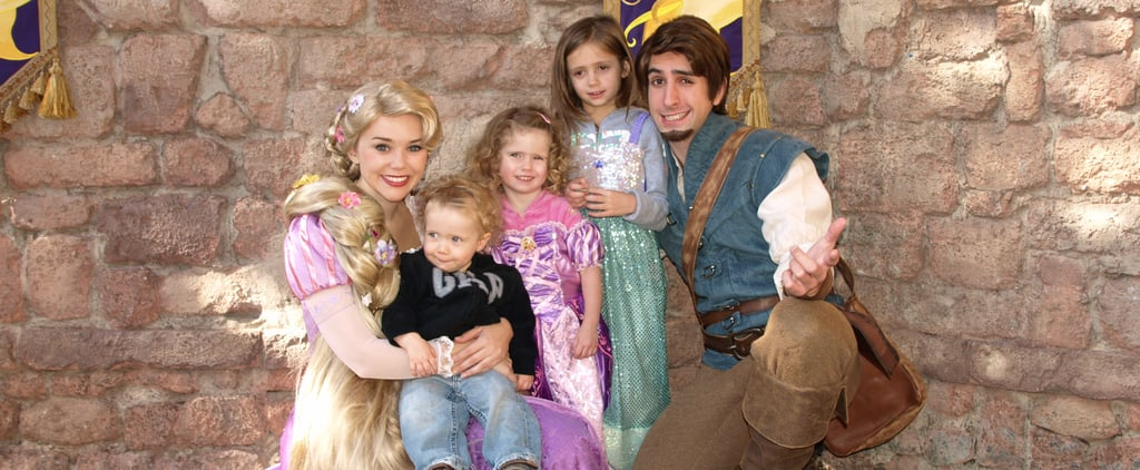 Your Kids Can Now Eat Breakfast With Rapunzel and Ariel at Disney World