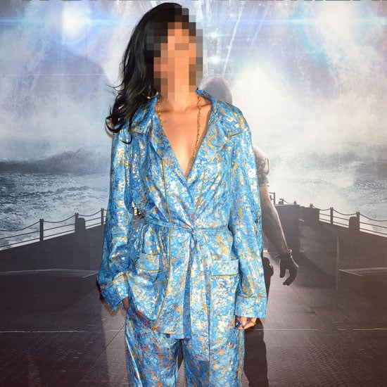 Test Your Celebrity Style Nous Which Stylish Star Wore A Pyjama Inspired Two Piece Last Night