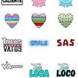 Tortilla Factory Sticker Emoji Pack For iMessage