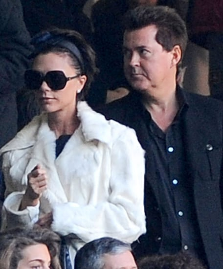 Victoria Beckham to Team with Simon Fuller on New York Modeling Agency?