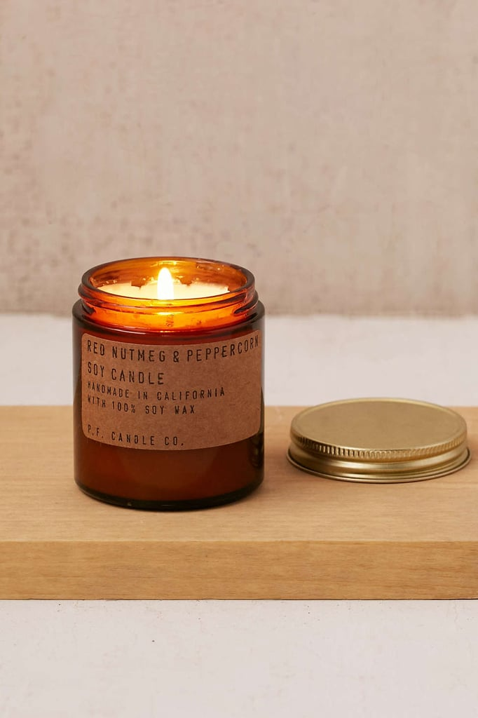 PF Candle Co. Travel Jar Candle in Red Nutmeg and Peppercorn