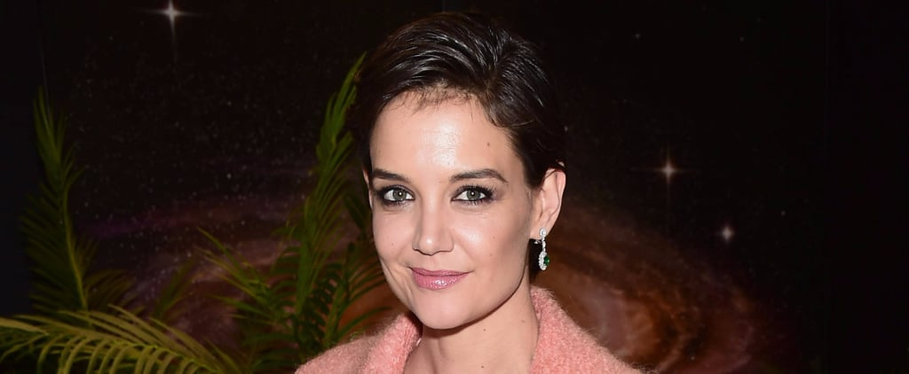 Katie Holmes Supports Jamie Foxx at His Store Opening, and We're So Here For This