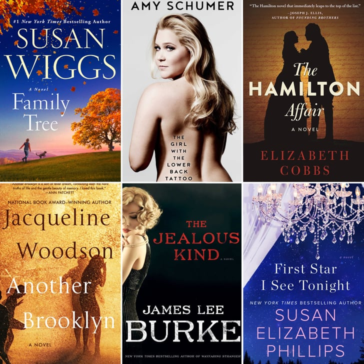 New Books August 2016