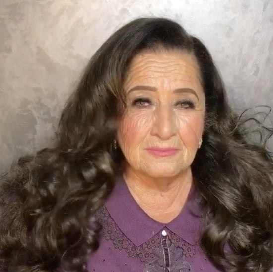 Hairstylist Gives Her Grandma a Blowout After 17 Years
