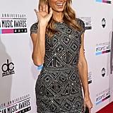 American Music Awards Red Carpet 2012