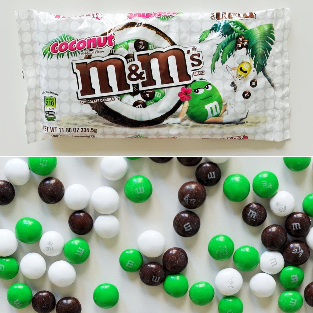 Coconut M&M's