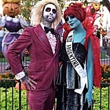 Beetlejuice and Miss Argentina From Beetlejuice