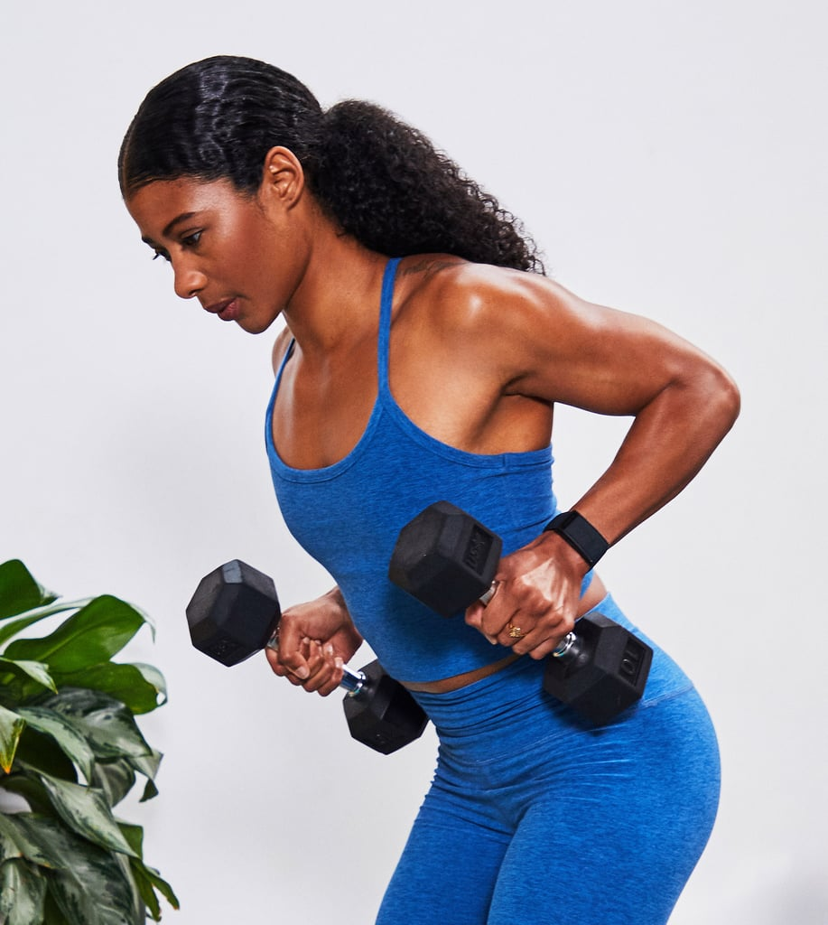 Home Dumbbell Workout From Beachbody Trainer