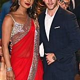 They Went to a Party in India After Nick Met Priyanka's Mom