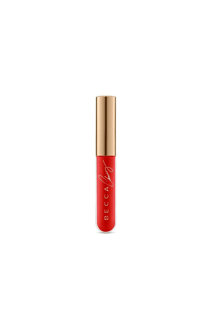 Becca x Chrissy Cravings Lip Icing Glow Gloss in Candy Cane