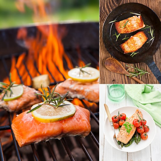 Three Different Ways to Cook Salmon