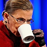 Or the Honorable Ruth Bader Ginsburg