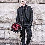 Halloween Goth Wedding Ideas