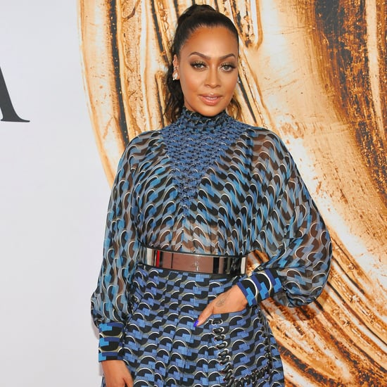 La La Anthony on Her Puerto Rican Background