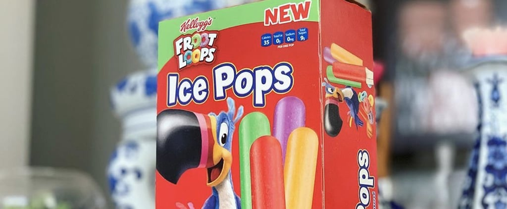 Froot Loops Ice Pops Are Available in Stores