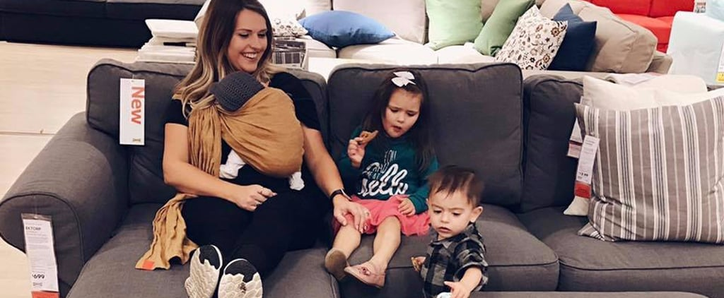 Mom Warns Other Parents After a Terrifying Experience With Strangers at Ikea