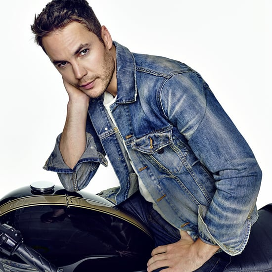 Taylor Kitsch in Elle Magazine July 2015