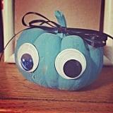 Little Pumpkin, Big Eyes