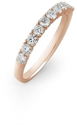 Bony Levy Round Diamond Ring ($2,295)